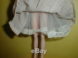 11 1/2 Inch Blonde Hong Kong Bild LILLI Doll Rare Spit Curl #3 Super Nice