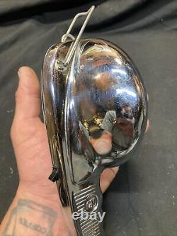 1930s 1940s 1950s GM HAND HELD SPOT LIGHT Chevrolet CHEVY BOMB ACCESSORY NICE