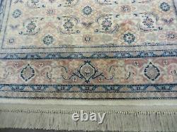 5' 9 X 9' KARASTAN American Made Wool RUG MAHAL DESIGN Rare Nice # 3219-4