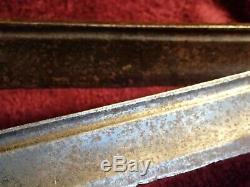 ANTIQUE 1800-s RARE PAIR OF TRAINING SWORDS EUROPEAN ALL ORIGINAL, NICE