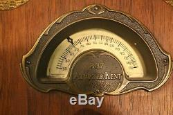 Antique 1930s Atwater Kent 387 Cathedral Battery Only Model, SUPER RARE, NICE