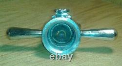 Antique Boyce Moto-Meter-Very Rare Design-Very Nice