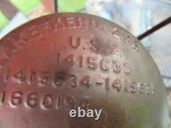 Antique Duluth Messaba Northern Railroad Adams & Westlake Co Lantern Nice Rare