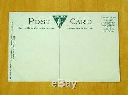 CY YOUNG AS A FOX HUNTER rare antique Postcard Boston RED SOX Baseball HOF nice