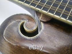 Eastman MD815/V Mandolin MD815 F-Style, Antique Varnish Very Nice, Rare