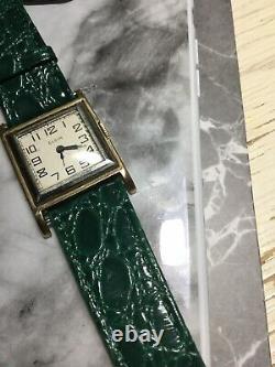 Elgin Rare Vintage 2 Tone Watch, Circa 1926, Nice