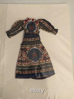 Kenner Blythe 1972 Tagged Dress & Purse. Vintage. Nice Style. Rare Find