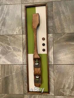 Mid Century Modern Witco Styled Wall Art Guitar Mandolin (48 X 12) RARE & NICE