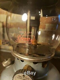 Model 710.74000 RARE Sears Roebuck & Co. NICE JC Higgins Lantern Coleman Globe