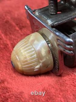 NIce Vintage Accessory Under Dash Fog Light Switch Low rider Bomb Hot Rod Rat Og