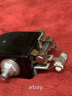 Nice 1930s 1940s 1950s Chevrolet Accessory Under Dash Heat Switch Heater GM