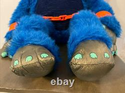 Nice 1985 My Pet Monster With Handcuffs! RARE