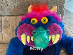 Nice 1986 My Pet Monster With Handcuffs, Rare