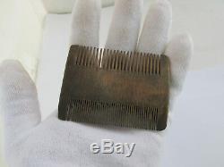 Nice Rare Viking Wood comb. Ca 10-11 century AD