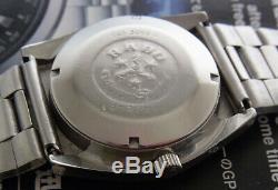 Nice & Rare Vintage Rado Purple Sabre Automatic Swiss Made Watch