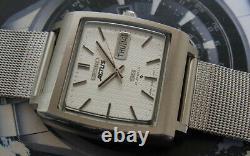 Nice & Rare Vintage Seiko 5 Actus model 6306-5000 Automatic 21 Jewels Watch