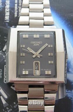Nice & Rare Vintage Seiko DX model 6106-5470 Automatic 25 Jewels Watch