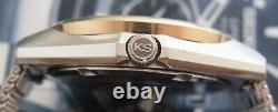 Nice & Rare Vintage Seiko Ks Vanac Special 5246-6030 Automatic 25 Jewels Watch