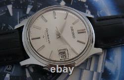 Nice & Rare Vintage Seiko Sportsmatic 7625-8293 Automatic 17 Jewels Watch