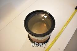 Nice Used Antique Rare Kodak Aero Ektar 12 f2.5, 9X9 305mm Aviation Film Lens