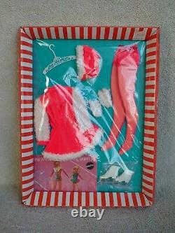 RARE MIP Barbie PJ Stacey Doll Skate Mates Outfit 1969 Very Nice