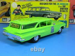 Rare Amt 04-740-100 1960 Chevy Nomad Wagon 60 Jr. Modeler Series Craftsman Nice
