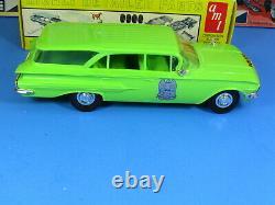 Rare Amt 04-740-100 1960 Chevy Nomad Wagon 60 Jr. Modeler Series Craftsman Nice