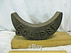 Rare Antique Eclipse Windmill Weight Dempster Aermotor Old Farm Water Pump Nice