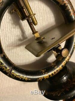 Rare Antique Foley & Williams Toy Sewing Machine-Pony-Triumph NICE! NO RESERVE