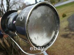 Rare Canadian Model 249 Scout Antique 1941 Coleman Lantern Vintage Nice Chrome