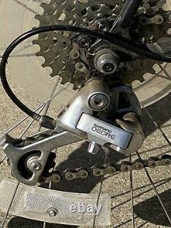 Rare Find Vintage Schwinn Cimarron Mt. Bike Nice Condition With Manual N Receip