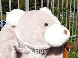 Rare Gund Fao Schwarz 30 Millennium Snuffles Bear #4892 1999- Very Nice