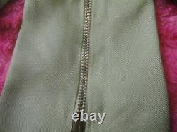 Rare/HTF Braniff Green Boarding Dress 1967 For Barbie By Marx, Very Nice