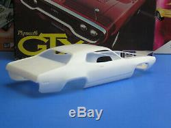 Rare Mpc# 1-0452-225 1971 Plymouth Gtx Annua Unbuilt Nice Complete Except Decals
