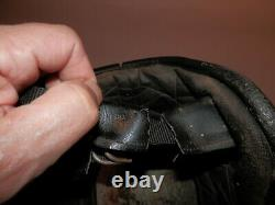 Rare Vintage Helmet Marked Mchal Mach II Decent Shape, Nice Patina Great Look