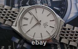 Rare Vintage Seiko LM Lord Matic 5601-9000 Nice Dial Automatic 23 Jewels Watch