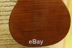 Russian antique 7 string acoustic guitar pre 1917 vintage RARE nice