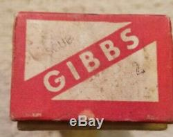 Very Rare Vintage Stan Gibbs Gts-2 Scup Saltwater Surf Striper Fishing Lure Nice