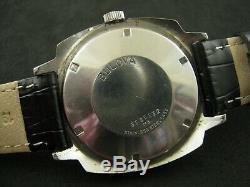 Vintage BULOVA OCEANGRAPHER 666 Feet Men's Watch Nice Rare Collection