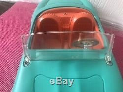 Vintage Barbie Skipper Car Mercedes 1964 NICE! Rare Color