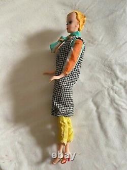 Vintage Bild LILLI Doll, Rare Made In Macau Very Nice Barbie