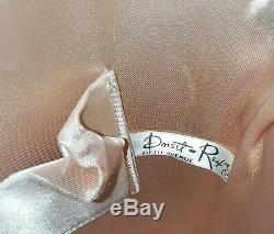 Vintage Dorset Rex Fifth Avenue Lucite Leopard Print Purse Handbag Nice Rare