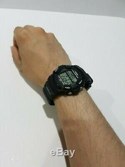 Vintage G-Shock Titanium Rare 1st MRG-1 Black Edition Limited VERY NICE Conditn