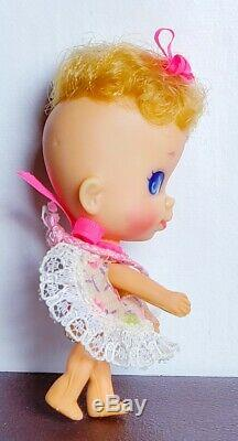 Vintage Liddle Kiddle Sears Exclusive Baby Liddle #3587 1968 Very Nice Rare