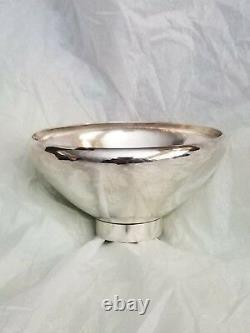 Vintage RARE MCM Georg Jensen Sterling Silver Bowl #484A NICE