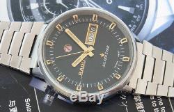 Vintage Rado Silver Star Automatic 25 Jewels Swiss Made Watch. Nice & Rare