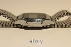 Vintage Rare Nice Japan Men's Digital Melody Alarm Chronograph Watch Orient