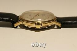 Vintage Rare Swiss Classic Nice Gold Plated Men's Automatic Watch Konnexa 22