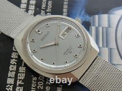 Vintage Seikomatic-p 5106-7010 Automatic 33 Jewels Japan Watch. Nice & Rare