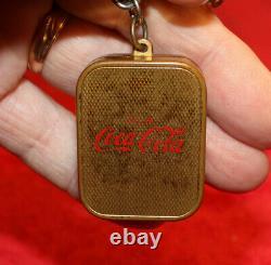 XX Rare Antique Original Coca Cola Charm Bracelet Nice